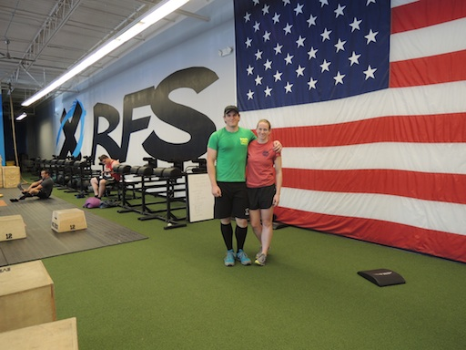 Visiting Real Fitness Sarasota