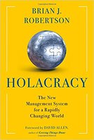 Holacracy Cover